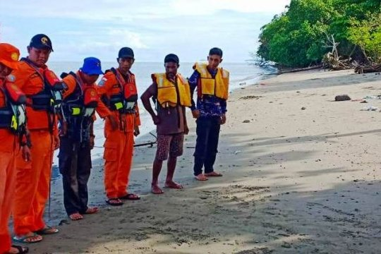 Basarnas Biak tambah satu kapal cari korban perahu Bawe-Supiori