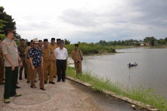 Danau Sipin Jambi siap jadi arena kejurnas dayung pelajar