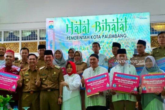 Pemkot Palembang hadiahkan umrah warga paling rajin shalat subuh