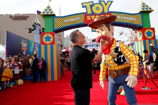 Pemutaran perdana film Toy Story 4 di Los Angeles