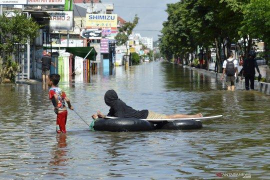 Pemkot Samarinda perpanjang status darurat banjir