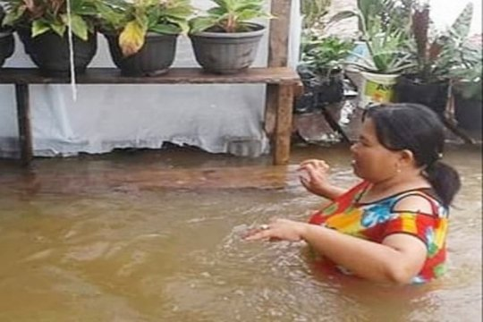 BPBD Kotawaringin Timur imbau masyarakat waspadai banjir parah