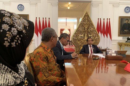Jokowi ungkap impiannya tentang Indonesia pada 2024