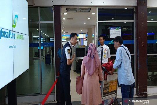 Arus balik di Bandara Syamsudin Noor sudah normal pada H+5