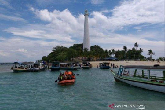 Belitung andalkan sektor pariwisata dan perikanan tarik investasi 2021