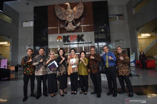 Pimpinan KPK terima pansel calon pimpinan KPK