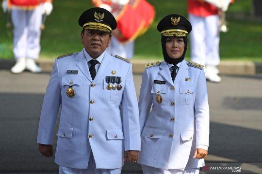 Gubernur targetkan ekonomi Lampung berkembang