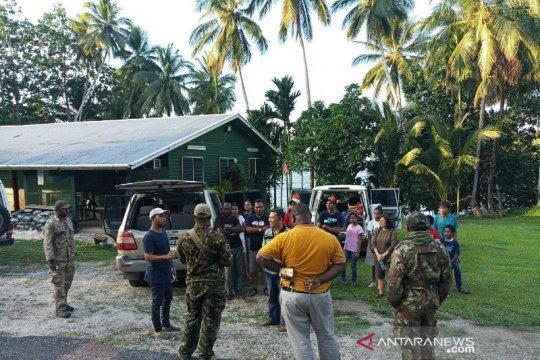 Konsul Indonesia akui tentara PNG sempat tahan 20 WNI