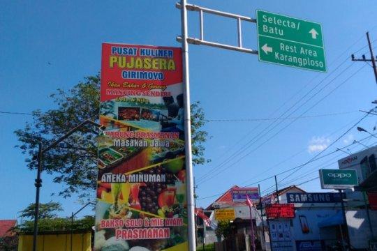 "Desa Girimoyo mendorong perekonomian desa melalui usaha ""pujasera"""