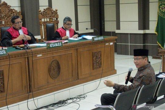 Taufik Kurniawan titip Rp4,2 miliar Ke KPK