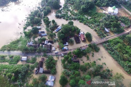 Tanah Bumbu tetapkan status tanggap darurat banjir