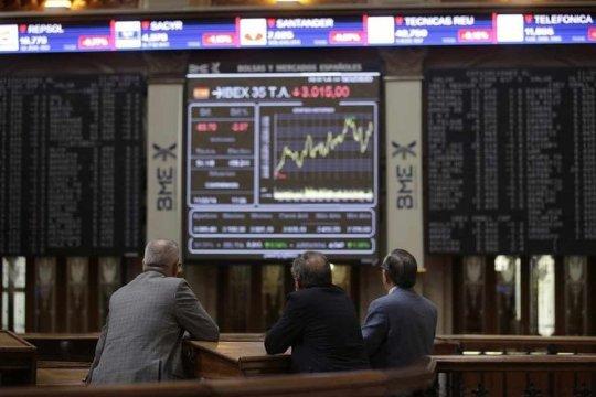 Saham Spanyol untung 6 hari beruntun, Indeks IBEX 35 naik 0,05 persen