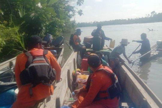 Tim gabungan masih cari tiga korban kecelakaan longboat Nabire