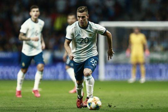Tottenham naikkan tawaran untuk boyong Lo Celso dari Real Betis