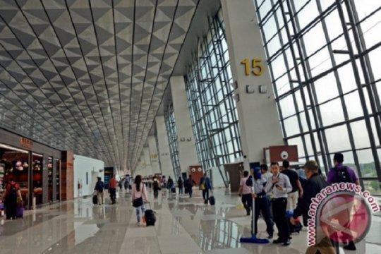 Pemadaman listrik, Bandara Soekarno-Hatta beroperasi normal
