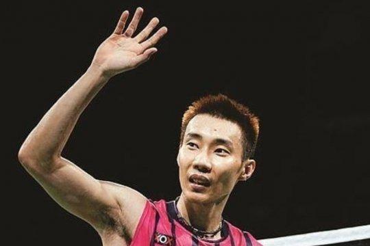 Salam perpisahan untuk Lee dari atlet badminton internasional