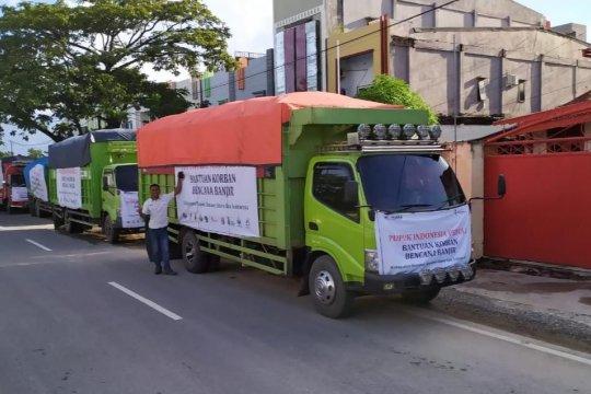 Pupuk Indonesia salurkan bantuan bagi korban banjir di Sulawesi