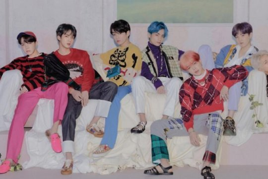 Bangtan Sonyeondan hadir dalam gim ponsel BTS World