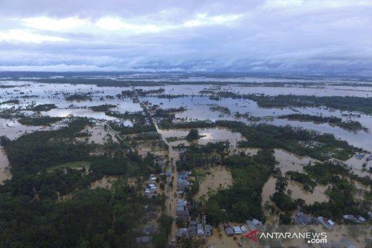 Gangguan atmosfer sebabkan hujan ekstrem di wilayah Indonesia Timur