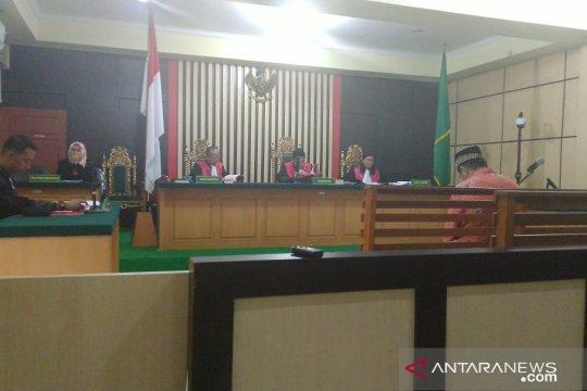 Terdakwa makelar CPNS di Muarojambi dituntut hukuman 18 bulan penjara