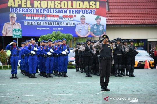 Kapolda Kalsel: Operasi Ketupat berhasil jaga kondusifitas Lebaran