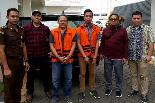 KPK eksekusi dua terpidana suap proyek Pemkot Pasuruan