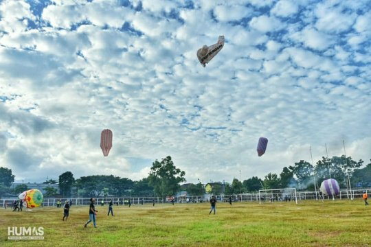 Meriah, Festival Balon Udara Trenggalek