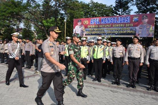 Kapolresta: Tidak ada kejadian kriminalitas menonjol selama Lebaran
