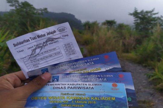 Banyak pungli, Kades Umbulharjo bantah tambah retribusi wisata Merapi