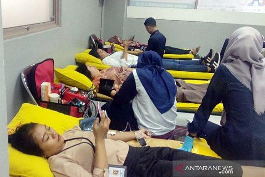 Jakarta Fair kumpulkan 500 kantong darah