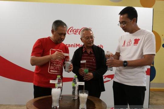 Coca-Cola kurangi 30 persen plastik dalam kemasan produk