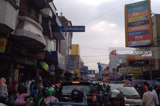 Selama arus mudik-balik Lebaran tak ada kecelakaan di Sukabumi