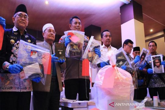 Dua teroris ditangkap di Kalteng akan ke Jakarta melalui Sampit