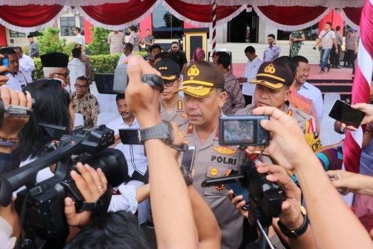 Polda Kepri tingkatkan pengamanan jelang sidang perselisihan pemilu