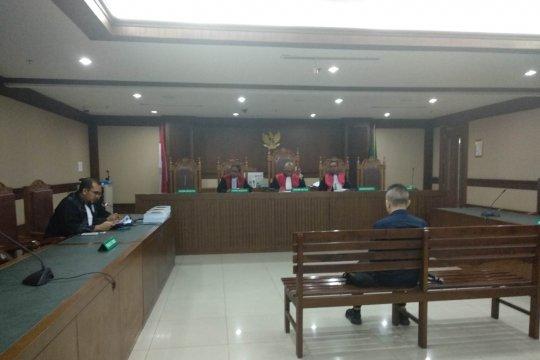 Mantan anggota DPRD Sumut dituntut 4 tahun penjara
