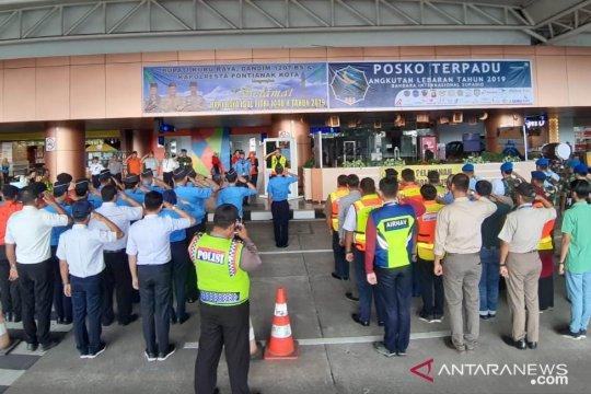 Bandara Supadio layani 12.000 penumpang per hari selama lebaran
