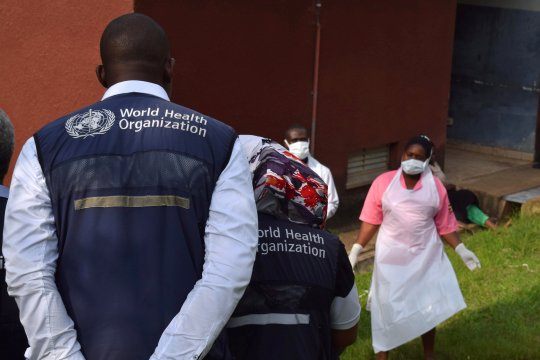 Kemenkes: Pasien kedua Ebola di Uganda meninggal