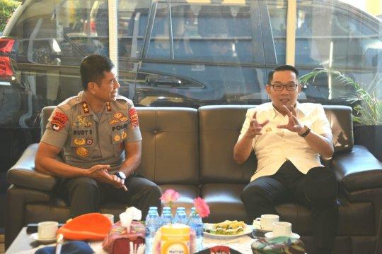 Gubernur Ridwan Kamil nilai manajemen mudik 2019 terbaik