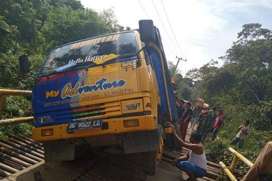 DPRD Musi Rawas minta PUBM perbaiki jembatan rusak