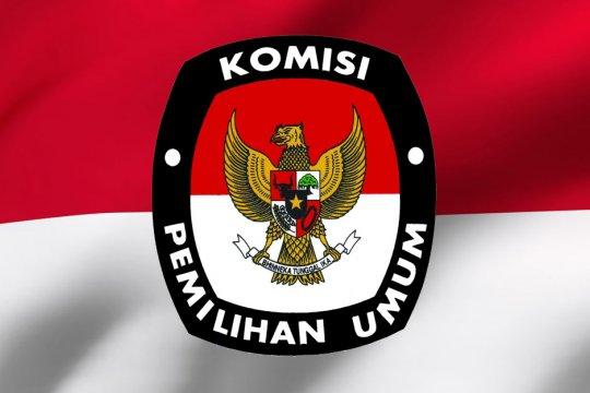 Baru enam KPU kabupaten/kota di Riau tetapkan caleg terpilih