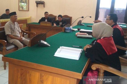 Sidang pembacaan tuntutan kasus mafia bola ditunda