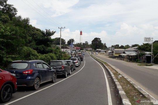 Pemkab dorong Pelabuhan Tanjungkalian bangun dermaga baru