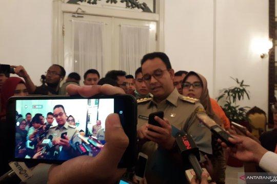 Anies bantah Pemprov DKI terbitkan IMB secara diam-diam
