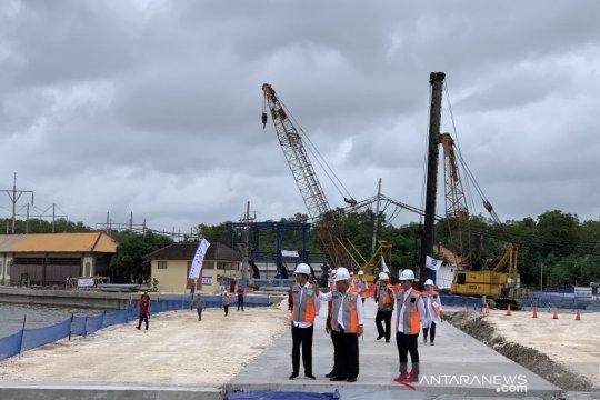 Presiden ingin Waduk Muara Nusa Dua difungsikan sebagai obyek wisata