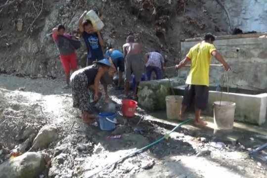 BPBD petakan daerah rawan kekeringan di Ngawi meluas