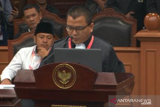 Sidang MK, Denny Indrayana: keliru tautan berita bukan alat bukti