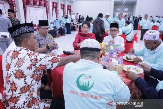 Tim Subuh Keliling Ketapang bersilaturahmi dengan Wali Kota Singkawang