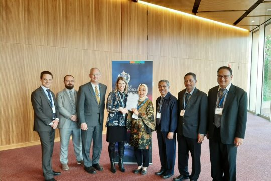 Kepala BMKG terpilih menjadi anggota Dewan Eksekutif WMO