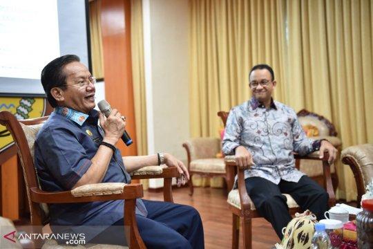 Anies Baswedan kunjungi Palu bahas pemulihan pasca-bencana