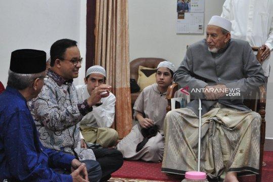 Gubernur DKI Jakarta dukung Guru Tua sebagai pahlawan nasional